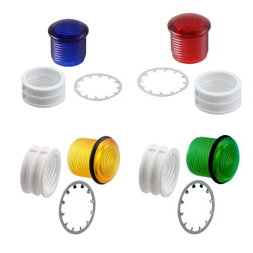 Panel Lenses for 10mm LEDs