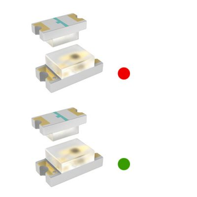 Surface Mount LEDs - CMDA1 Series