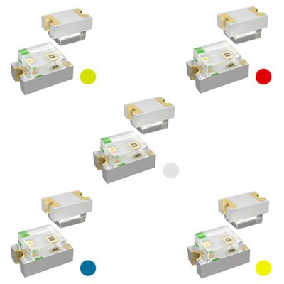 Surface Mount LEDs - VAOL-S8 Series - 0805 Package Size