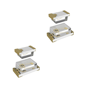Surface Mount LEDs - VAOL-S6 - 0603 Package Size